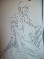 Sebastian Michaelis by Ironmanisawesome
