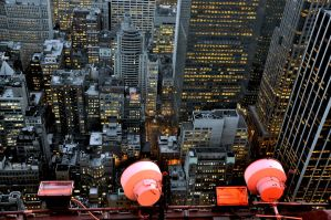 Manhattan Rockefeller center 3 by jog5