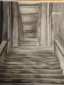 Stairs by XarcaniaX