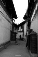 Old Town of Lijiang #5 by zoegan