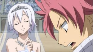 Fairy Tail 27 1080p Lisanna and Natsu Dragneel by DomesticAbuseIsFunny