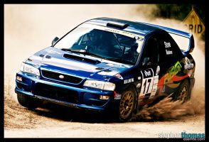 ARC - QUIT Forest Rally - IV by esemte