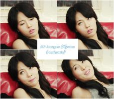 20 images Hyuna (4minute) - By Suong's by hanahsunhyo