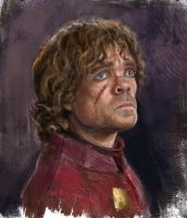 Tyrion Lannister (Game of Thrones) by Tomasz1234