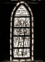 Stained Glass Angel 2 by PhantasmagoricRS