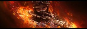 Counter Strike Sign by AncesTTraL