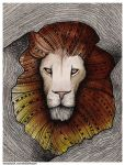 You are a king and I am a lionheart by eamanee