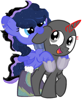 Cloudy Dreams Collab+Updates! by SapphireDreamscope