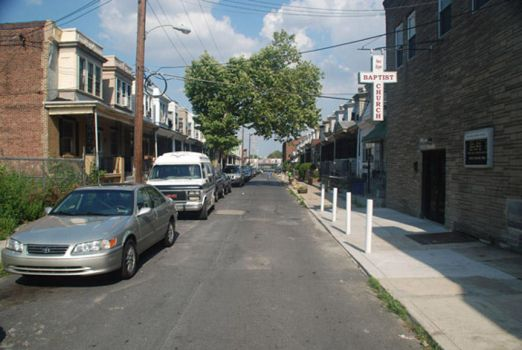 Irving Street by PhillyFlash