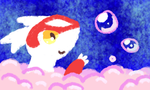 please get this latias out of my bathtub by ViremiaLite