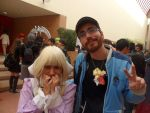 Chii and Pokemon Trainer [Mangafest-14] by DrPingas