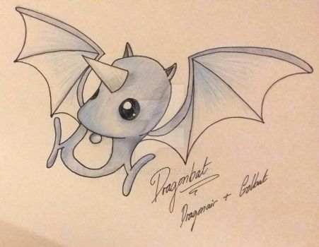 Dragonbat by SaraIC31