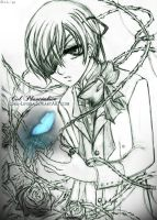 Ciel Phantomhive_BlueButterfly by rinfiora