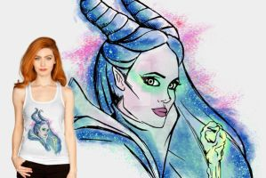 Once Upon A Dream T-shirt by Anlarel