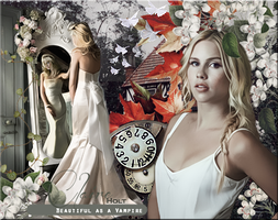Claire Holt by VaL-DeViAnT