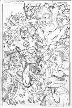 GreenLantern#12 page#06 by pansica