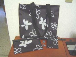 3 set bags by BlueValkyrie