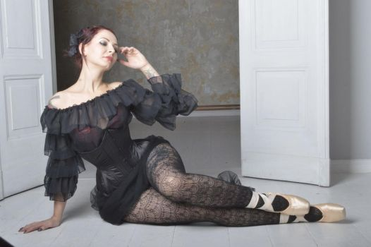 Ballerina Stock7 by CarrieGrr