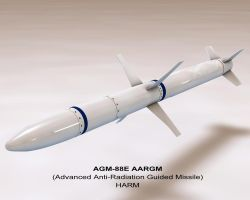 AGM-88E HARM WIP 1 by 2753Productions