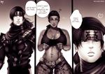 MKX Jakeda Komic [Doodle][2K16 UPDATE] by JassyCoCo