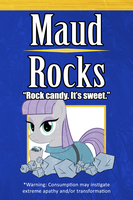 Maud Rocks Rock Candy by Acesential