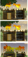 FeralHeart 'All Creatures' Mod by littlemisshufflepuff