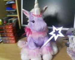 My Custom Made Starlight Unicorn By ME by FlutterValley