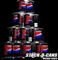 Stack-O-Cans by worm-xp