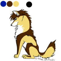 wolf character adoptable - CLOSED! by StanHoneyThief