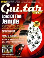 Hackers 133T guitar magazine by sethness