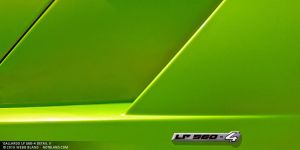 Gallardo LP 560-4 Detail II by notbland