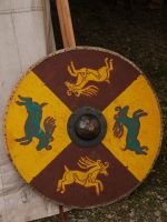 Medieval shield 2 by Dragoroth-stock