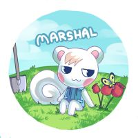 Marshal Button! by Bevintock