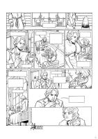 At the bistrot, page 2 by Aleccha