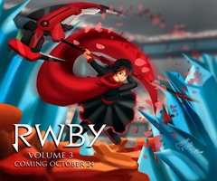 And now for the tournament! RWBY Vol. 3 by ChronoPinoyX