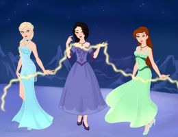 The Fates by DisneyFlower