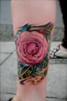 flowers by tattooneos