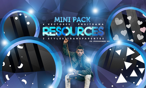 xx MINI PACK RESOURCES xx by swxt-moon