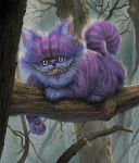 Cheshire Cat by wallace