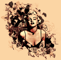Marilyn Monroe by greenaleydis