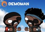TF2 Chibi Demoman by XxXFaNtA