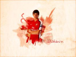 Arsenal's no. 23 by chemicalrubber