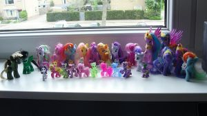My My little pony FIM Collection by Ilona-the-Sinister
