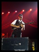 Tom Morello by goldmines