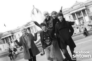 SHINee 2011 by Monkeyface10