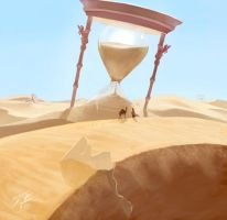 Sands of Time by Tsitra360