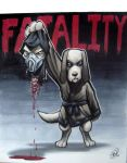 Hong Kong Phooey - Fatality by AdamWithers