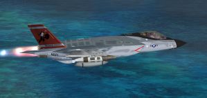 F-35C Tomcatters 1 by agnott