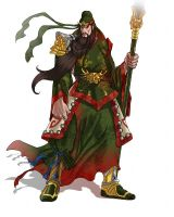 Guan Yu by DW3Girl