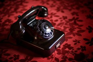 Red Phone. by Azram